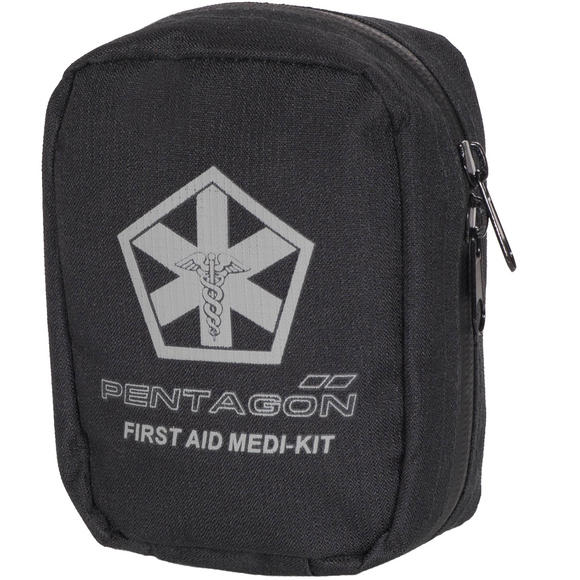 Pentagon Hippokrates First Aid Kit Black