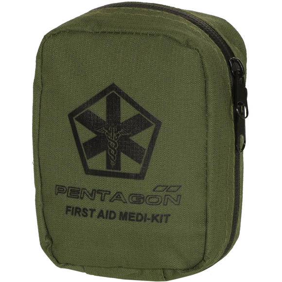 Pentagon Hippokrates First Aid Kit Olive Green