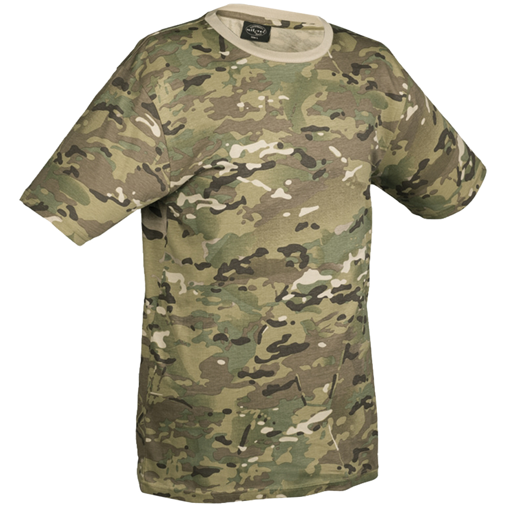 mil tec t shirt multitarn t shirts vests military 1st. Black Bedroom Furniture Sets. Home Design Ideas