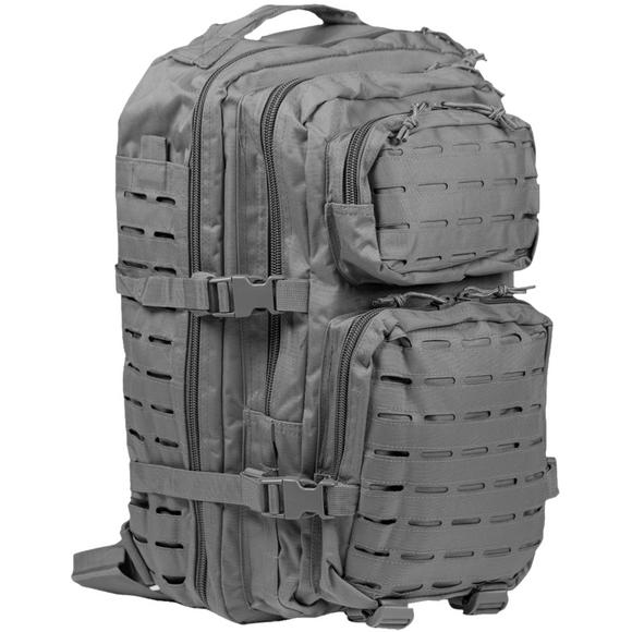 Mil-Tec US Assault Pack Large Laser Cut Urban Gray