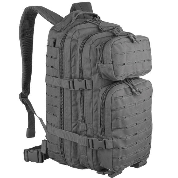 Mil-Tec US Assault Pack Small Laser Cut Urban Gray