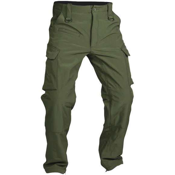 Mil-Tec Explorer Soft Shell Pants Olive
