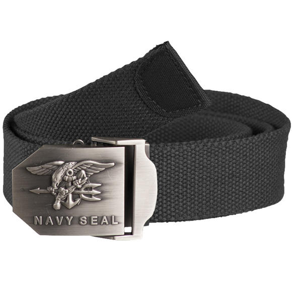 Mil-Tec US Navy Seal Belt 38mm Black