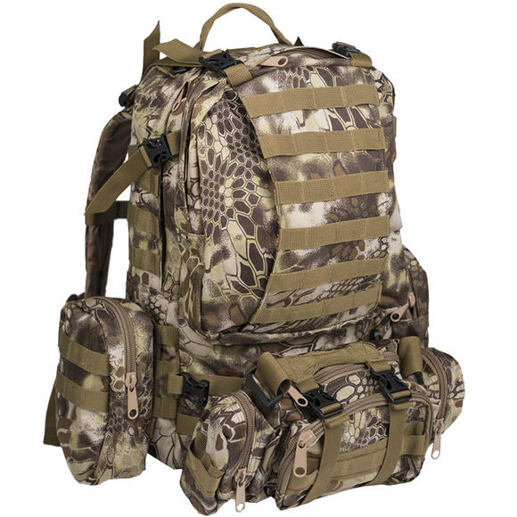 Mil-Tec Defense Pack Assembly Mandra Tan