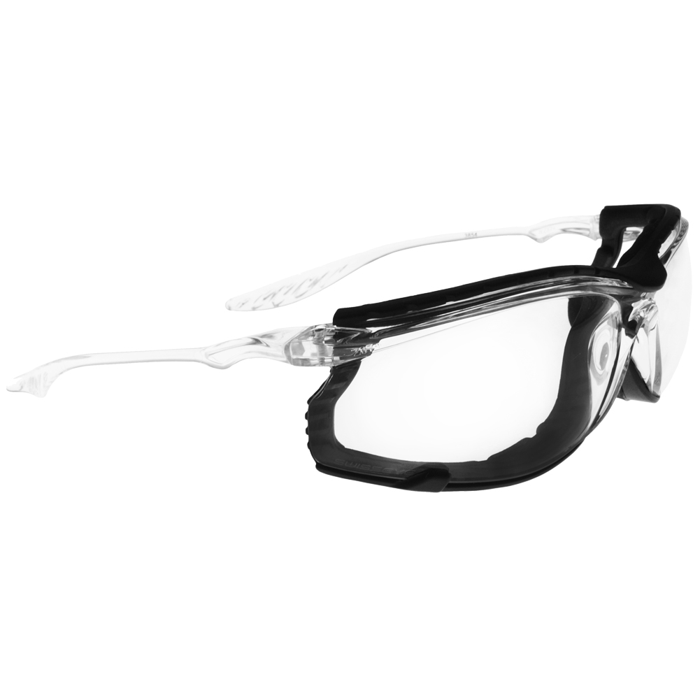 Clear Frame Glasses Boots : Swiss Eye Sunglasses Sandstorm Frame Clear Lens Clear ...