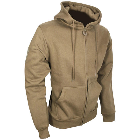 Viper Tactical Hoodie Zipped Coyote