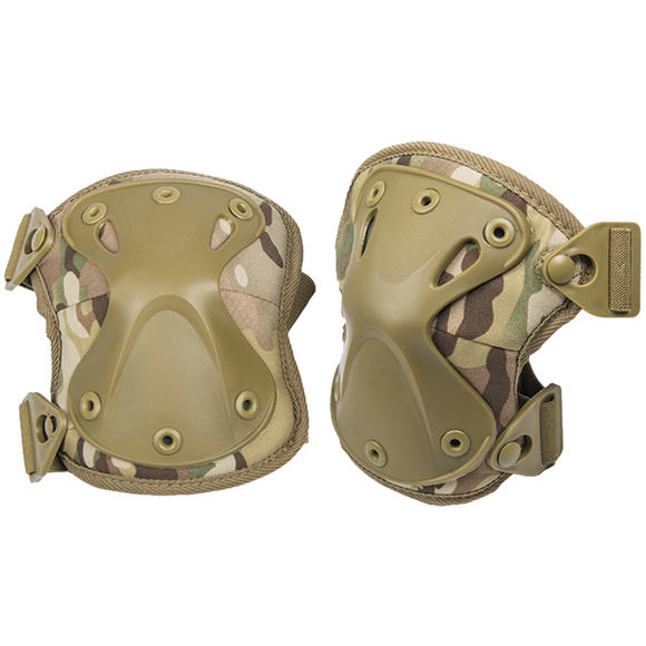Mil-Tec Protect Knee Pads Multitarn