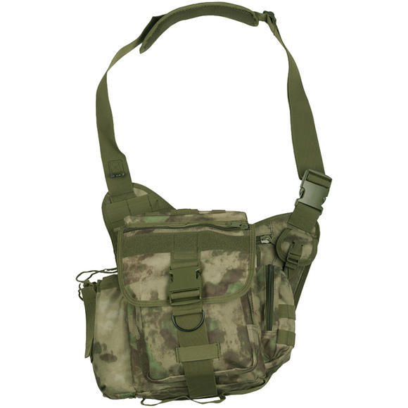 Mil-Tec Single Strap Side Pack MIL-TACS FG