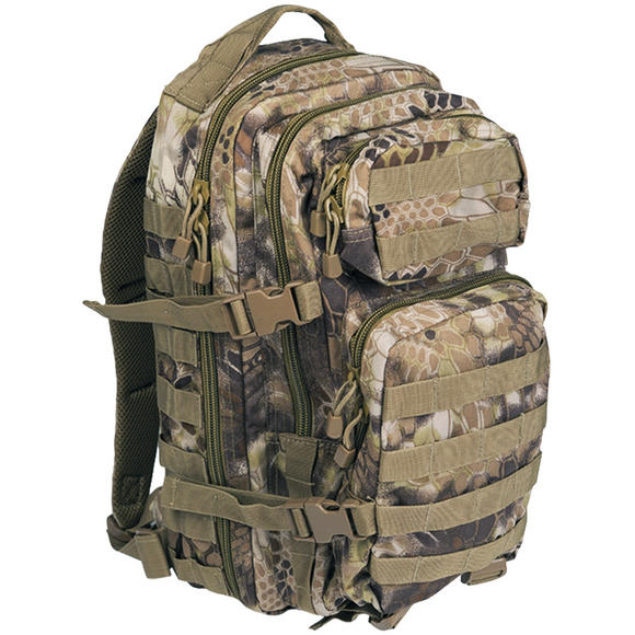 Mil-Tec US Assault Pack Small Mandra Tan