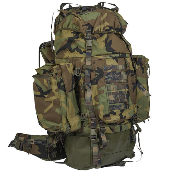 Teesar Backpack 100L Woodland