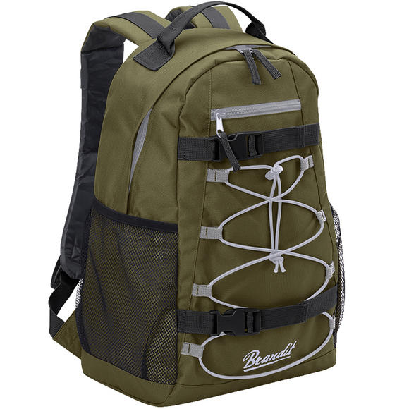 Brandit Urban Cruiser Backpack Olive / Black / Grey