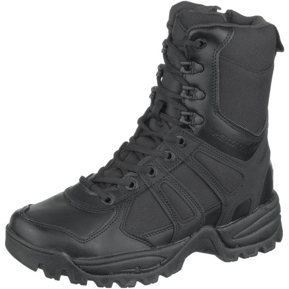Pentagon Scorpion Zip Boots Black