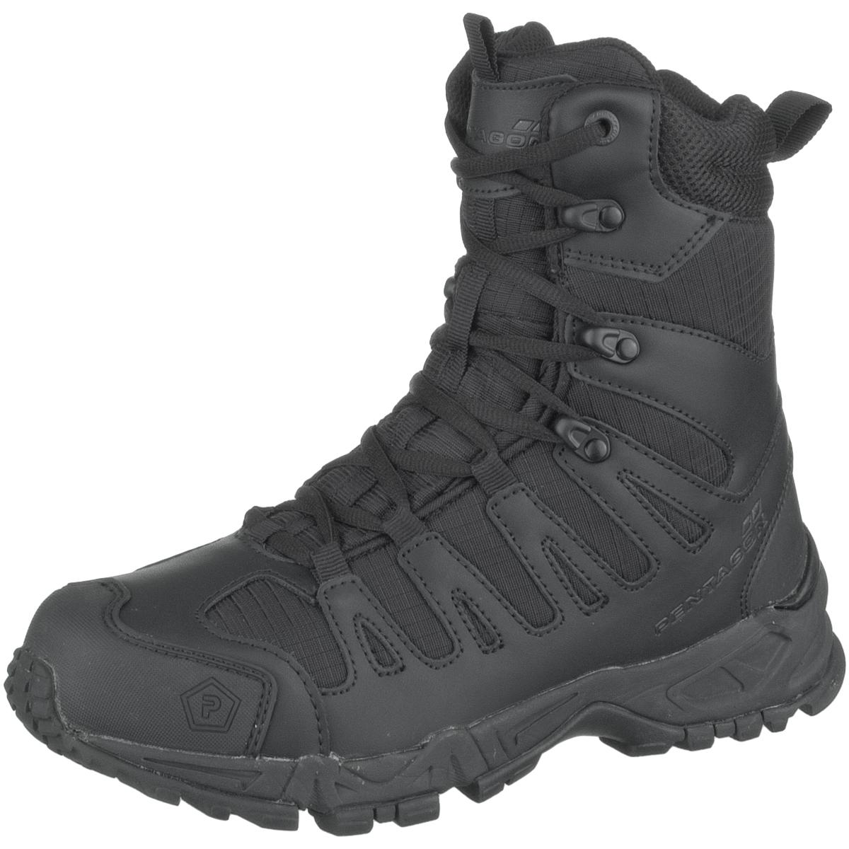 pentagon achilles 8 quot tactical boots dintex black boots