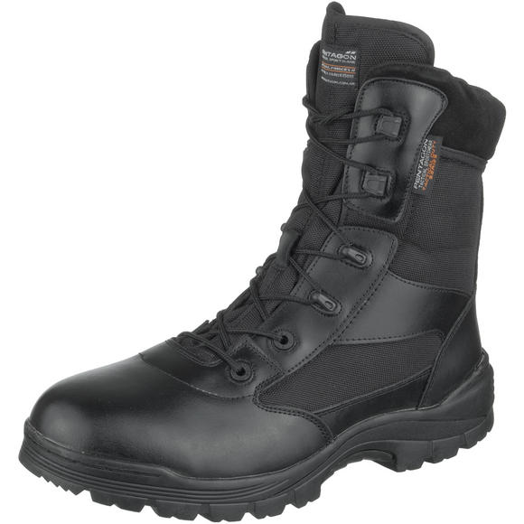 Pentagon Special Forces II Boots Black