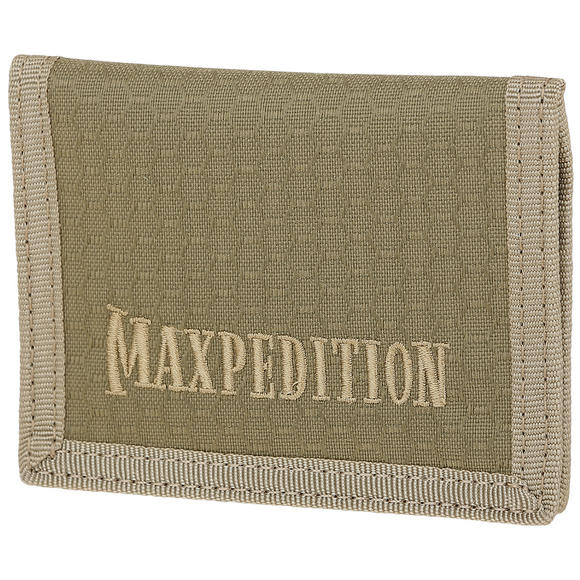 Maxpedition Low Profile Wallet Tan