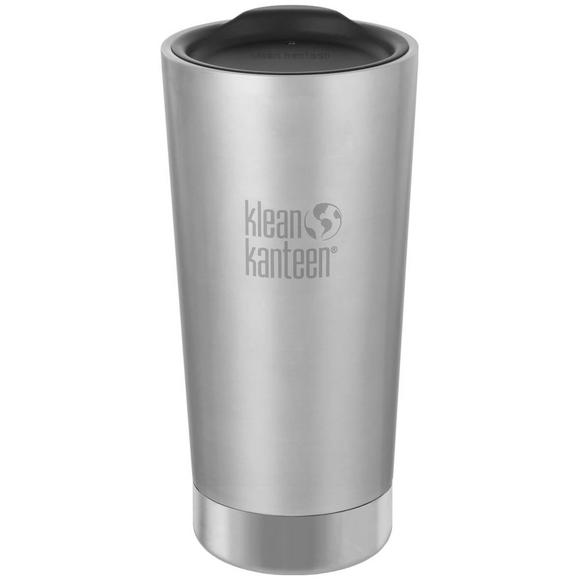 Klean Kanteen 592ml Tumbler Vacuum Insulated Brushed Stainless
