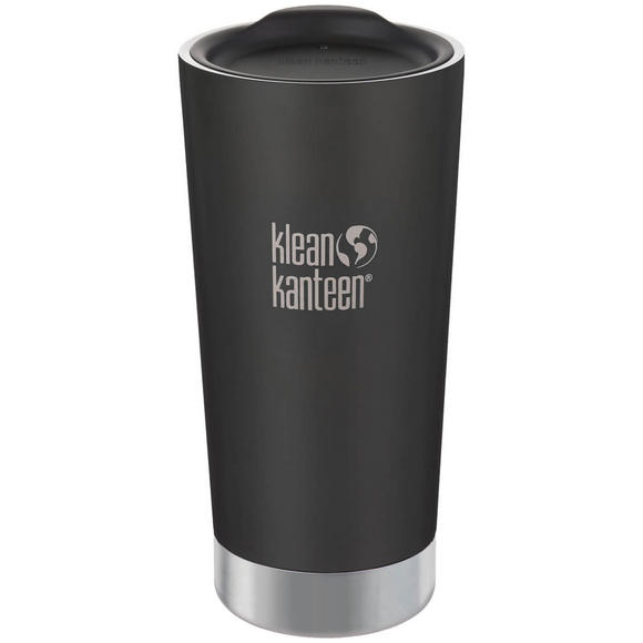 Klean Kanteen 592ml Tumbler Vacuum Insulated Shale Black