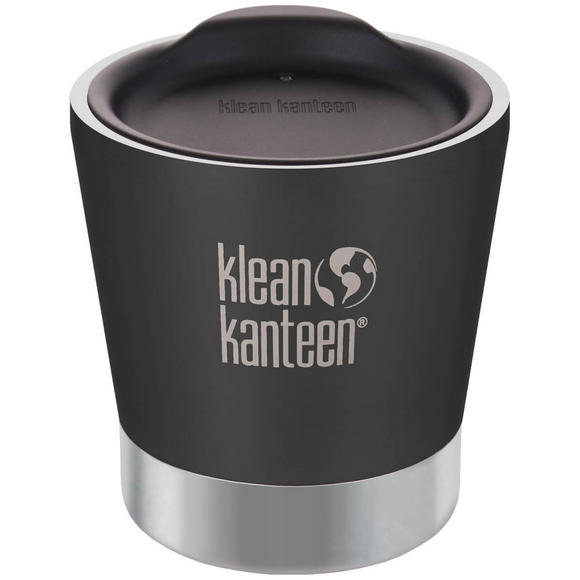 Klean Kanteen 237ml Tumbler Vacuum Insulated Shale Black
