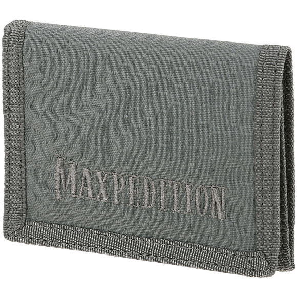 Maxpedition Tri Fold Wallet Grey
