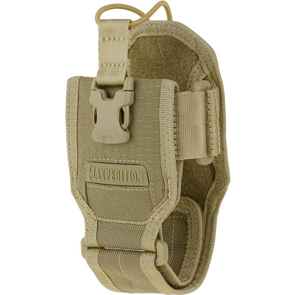 Maxpedition Radio Pouch Tan