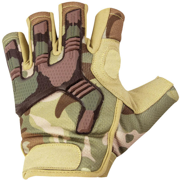 Highlander Raptor Fingerless Gloves HMTC