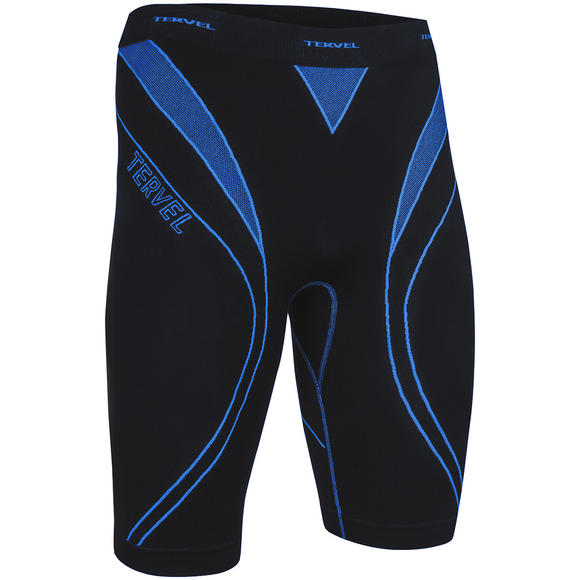 Tervel Optiline Running Shorts Black / Blue