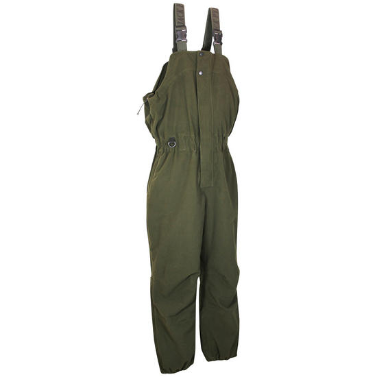 Jack Pyke Maxim Thermal Bib and Brace Trousers Green