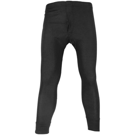 Highlander Thermal Long Johns Black
