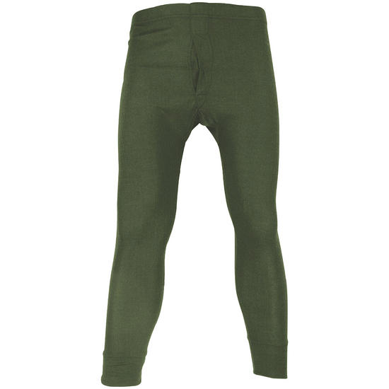 Highlander Thermal Long Johns Olive