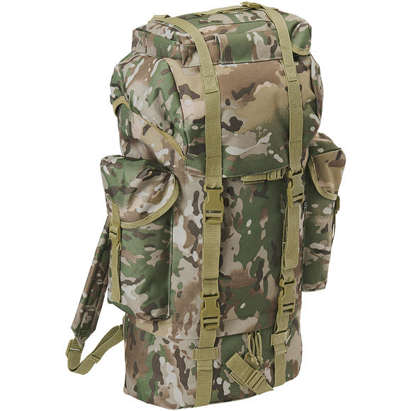 Brandit Combat Backpack Tactical Camo
