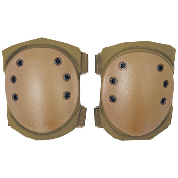 MFH Knee Pads Coyote Tan