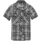 Brandit Roadstar Shirt Black / Anthracite
