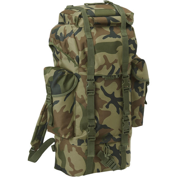 Brandit Combat Backpack Woodland