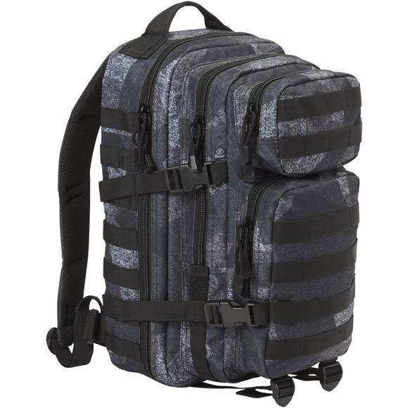 Brandit US Cooper Rucksack Medium Night Camo Digital