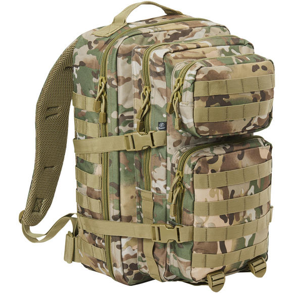 Brandit US Cooper Rucksack Large Tactical Camo