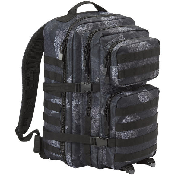 Brandit US Cooper Rucksack Large Night Camo Digital