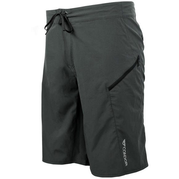 Condor Celex Workout Shorts Graphite