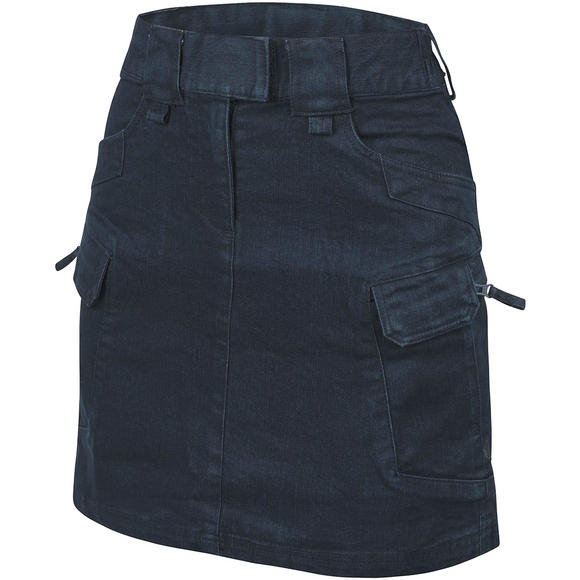Helikon Women's Urban Tactical Skirt Denim Blue
