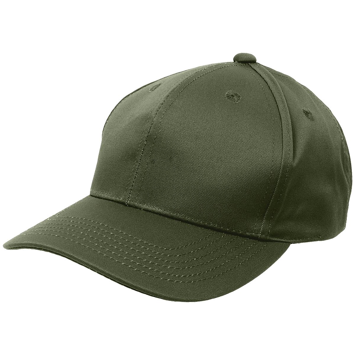 Mfh Baseball Cap Od Green Baseball Caps Military 1st