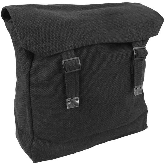 Highlander Large Web Backpack Black