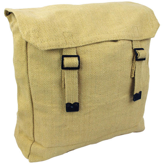 Highlander Large Web Backpack Beige
