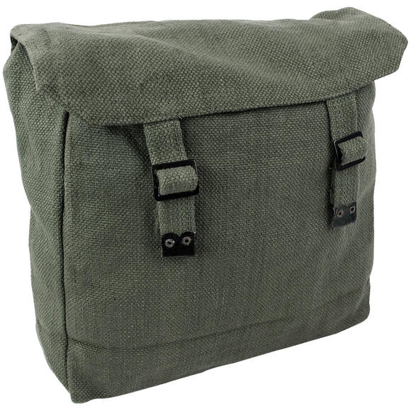 Highlander Large Web Backpack Olive