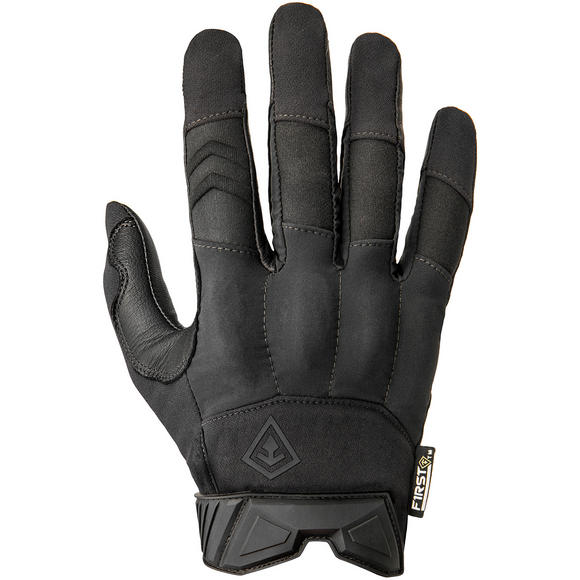 First Tactical Men's Hard Knuckle Glove Black