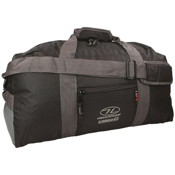 Highlander Cargo 45 Black