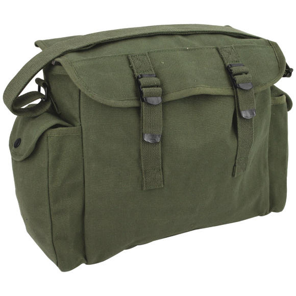 Highlander Heavy Duty Haversack Olive