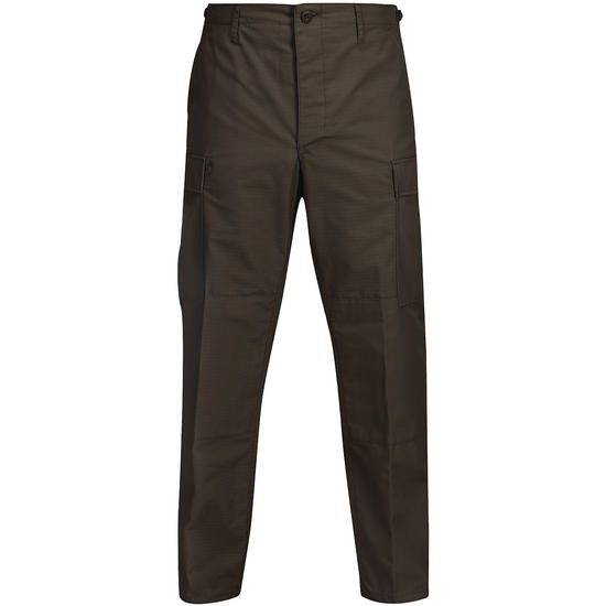 Propper BDU Trousers Button Fly Polycotton Ripstop Sheriff's Brown