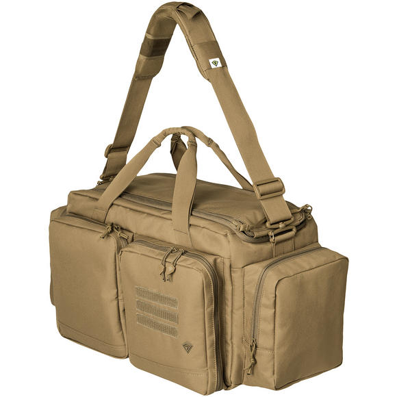 First Tactical Recoil Range Bag Coyote