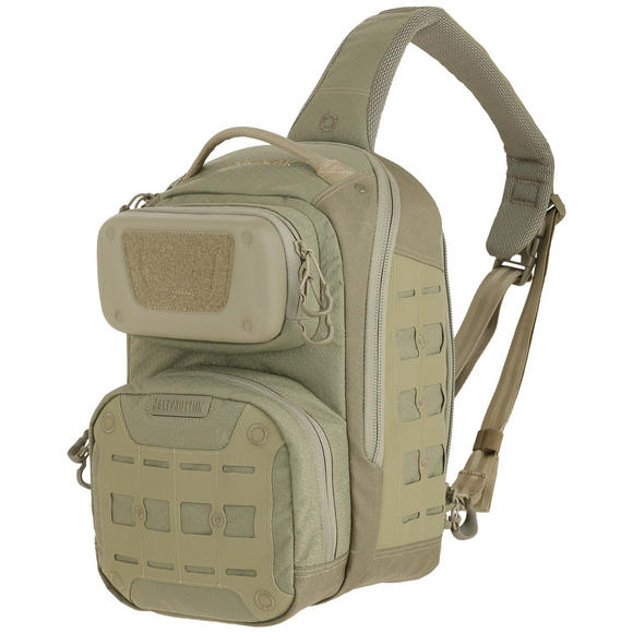 Maxpedition Edgepeak Ambidextrous Sling Pack Tan
