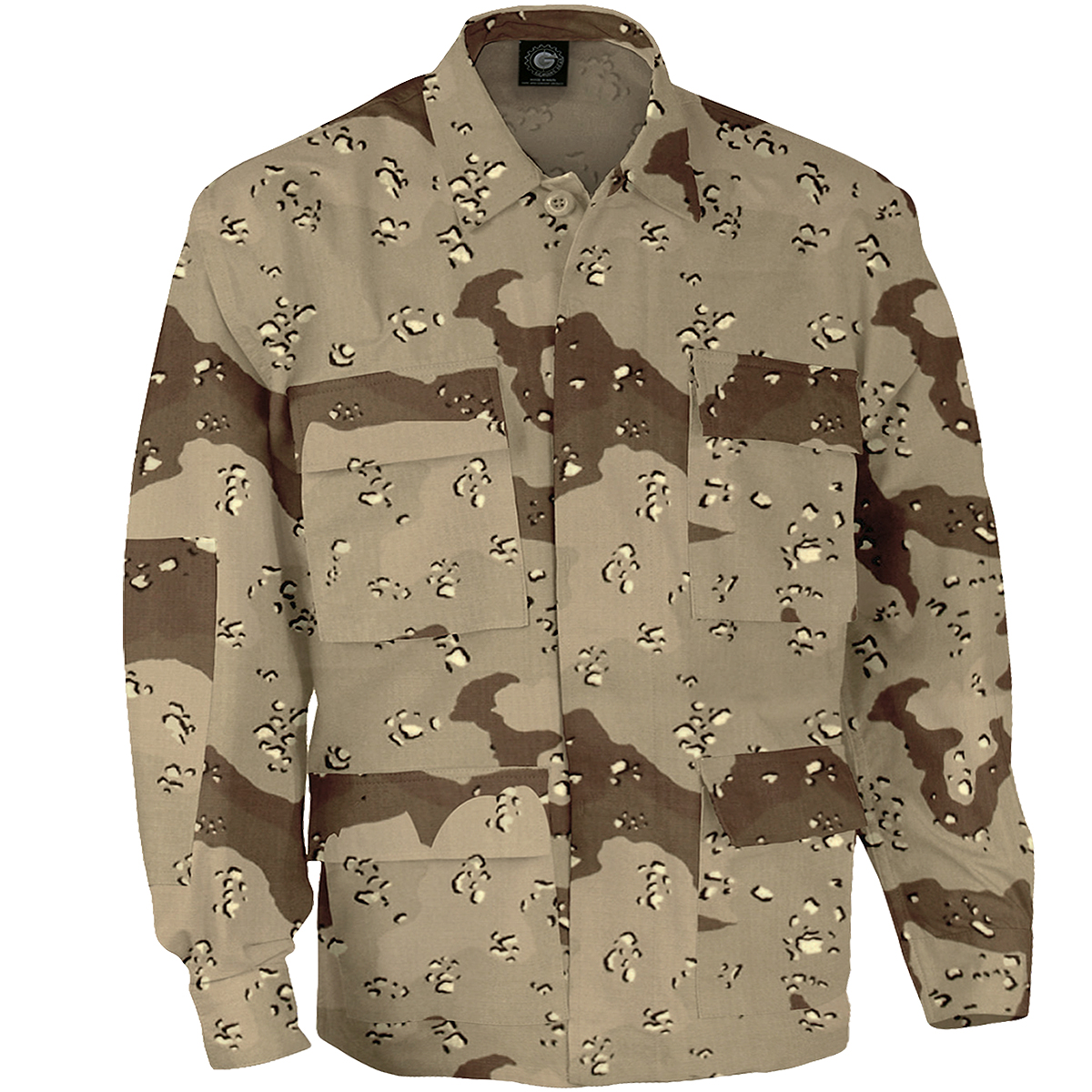 Propper Uniform BDU Coat Polycotton Ripstop 6-Colour Desert Propper Uniform  BDU Coat Polycotton Ripstop 6-Colour Desert