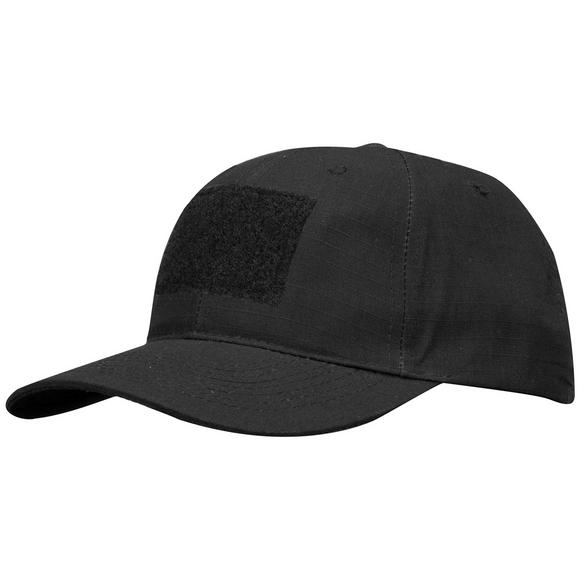 Propper 6-Panel Cap with Loop Black
